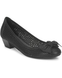 Martinelli - Yarina Women's Court Shoes In Black - Lyst