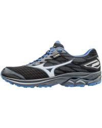 Mizuno - Wave Rider 20 Gtx Men's Shoes (trainers) In Grey - Lyst
