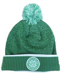New Balance - 2018-2019 Celtic Woolie Hat Women's Beanie In Green - Lyst