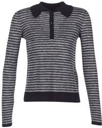 Armani Jeans - Lamac Women's Jumper In Grey - Lyst