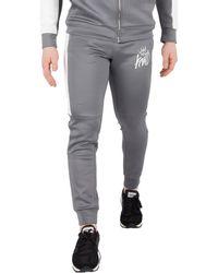 Kings Will Dream - Men's Merton Poly Joggers, Grey Men's Sportswear In Grey - Lyst