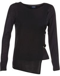 Armani Jeans - Joudes Women's Jumper In Black - Lyst