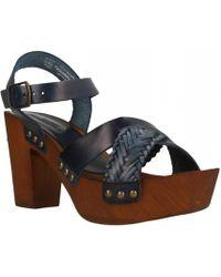 70623036f0 Lumberjack - Sw26206 Women's Loafers / Casual Shoes In Blue - Lyst