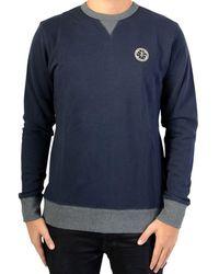 Le Temps Des Cerises - Sweatshirthirt Horace Eclipse Men's Sweatshirt In Blue - Lyst