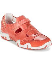 Allrounder By Mephisto - Firelli Women's Sandals In Orange - Lyst
