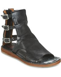A.S.98 - Ramos Women's Sandals In Black - Lyst