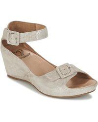 Mam'Zelle - Dring Women's Sandals In Beige - Lyst