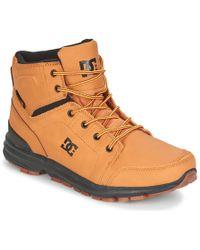 DC Shoes - Torstein M Boot Wd4 Men's Mid Boots In Beige - Lyst