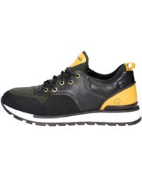 Barracuda - Bu3044b Low Trainers Man Black Men's Shoes (trainers) In Black - Lyst