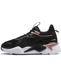 PUMA - RS-X Trophy femmes Chaussures en Noir - Lyst