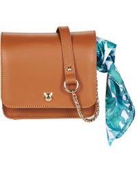 Paul & Joe - Joseph Women's Shoulder Bag In Brown - Lyst