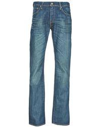 Levi's - Levis 527 Men's Bootcut Jeans In Blue - Lyst