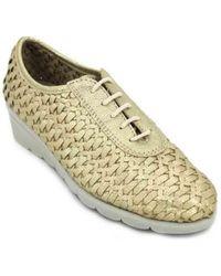 The Flexx - Bonitas C250_28 Women's Casual Shoes Women's In Gold - Lyst