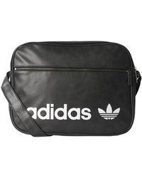 adidas Originals - Airliner Vintage Bag Women s Messenger Bag In  Multicolour - Lyst 6672485a82e20