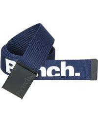 Bench - Carmelo Men's Belt In Blue - Lyst