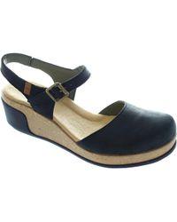 El Naturalista - N5001 Women's Sandals In Black - Lyst