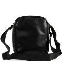 44028104d773 PUMA - Originals Portable Women s Shoulder Bag In Black - Lyst
