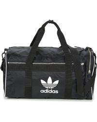 adidas Duffle Large Men's Sports Bag In Black