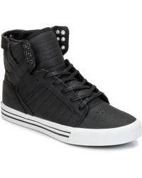Supra - Skytop Classic Shoes (high-top Trainers) - Lyst
