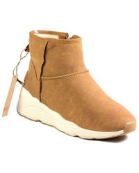 Big Star - Y274163 Women's Low Ankle Boots In Brown - Lyst