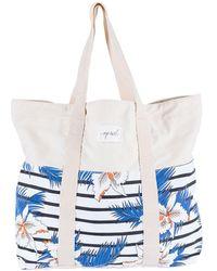 Rip Curl   Hot Shot Stripe Tote Lsbzv3 0031 Women's Shopper Bag In Multicolour   Lyst