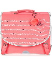 IKKS - Oh My Captain Girls's Briefcase In Pink - Lyst