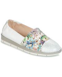 Hispanitas - Maui-v8 Women's Casual Shoes In White - Lyst