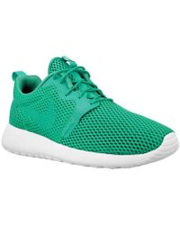 Nike - Roshe One Hyp Br Men's Shoes (trainers) In Green - Lyst