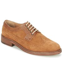 16c831f059c2a Ben Sherman - LEON LONGWING hommes Chaussures en Marron - Lyst
