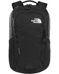 The North Face - Vault Pack Backpack Black - Lyst