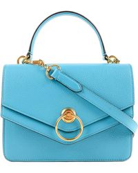 Mulberry - Harlow Satchel - Lyst