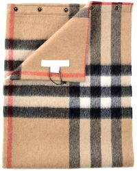 Burberry | Exploded Check Cash Snood | Lyst