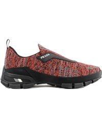 Prada - Crossection Sneaker - Lyst
