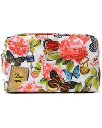 Dolce & Gabbana - Nylon Printed Pouch - Lyst