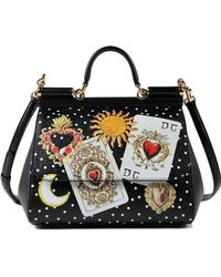 Dolce & Gabbana | St.dauphine Handbag | Lyst