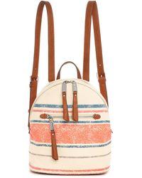 Splendid - Park City Mini Perforated Backpack - Lyst