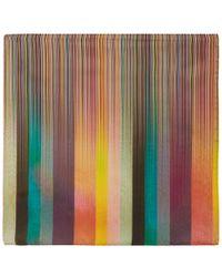 Paul Smith - Multicolor Artist Clash Pocket Square - Lyst