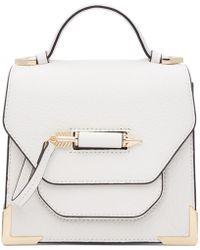 Mackage - White Rubie Crossbody Mini Bag - Lyst
