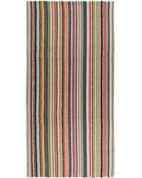 Paul Smith - Foulard texture multicolore Multistripe - Lyst