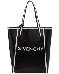 Givenchy - Black Neo Stargate Tote - Lyst
