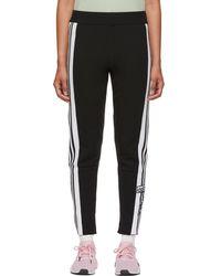 adidas Originals - Black Adbreak Track Pants - Lyst