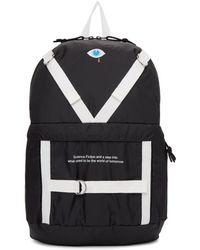 Undercover - Black Patch Backpack - Lyst