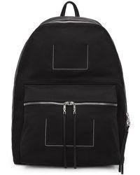 Rick Owens - Black Mega Backpack - Lyst