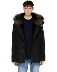 Shop Men's Yves Salomon Coats from $999 | Lyst