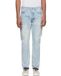 Levi's - Blue Studio Taper Jeans - Lyst