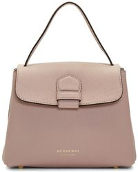 Burberry - Pink Small Camberley Bag - Lyst