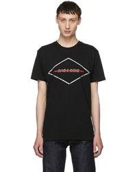 Rag & Bone - Black Diamond Universal Logo T-shirt - Lyst