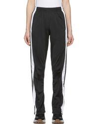 adidas Originals - Pantalon de survetement noir OG Adibreak - Lyst