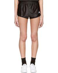 Gosha Rubchinskiy - Black Kappa Edition Sport Shorts - Lyst