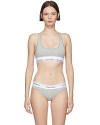 Calvin Klein - Underwear Modern Cotton Bralette - Lyst